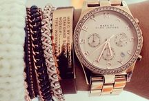 Armcandy / Horloges Armbanden  Watches Bracelets.