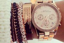Armcandy / Horloges Armbanden  Watches Bracelets.
