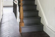 Stairs / Stairs Trap Trappen  Upstairs downstairs.