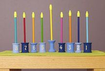 Hanukkah Ideas for Kids / You'll find all kinds of crafts, activities, and traditions for kids related to Hanukkah!