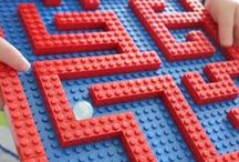 Lego and Duplo Activities for Kids / You can use Lego bricks and Duplo bricks for all kinds of learning activities!