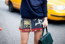 Ficaria lindo no meu guarda-roupa / Esse painel traz inspirações fashions para o dia a dia. / by Ana Cecília Basílio