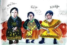 Algerian/Kabyle traditions / by Jessica Lee-Rami