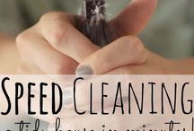 CLEANING {A Necessary Evil} / Cleaning & Organizing