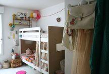 Kids room / by Jessica Lee-Rami