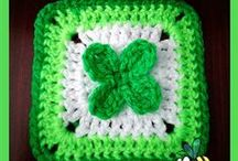 Holiday Crochet / Decorate for the season with a fall crochet leaf pattern, crochet pumpkin, free crochet snowflake patterns, and thanksgiving crochet patterns.  / by Crochet Me