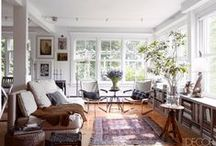 For the Casa / 99% inspiration, 1% aspiration. The styles, pieces and vibe I want in my own home.  / by Shopping's My Cardio