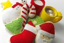 kerst kunst&knutselen/Christmas arts&crafts