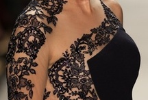Fashion ~ Glamorous & Formal / Fashion for formal events and occasions that require 'getting all dressed up'. Black tie...