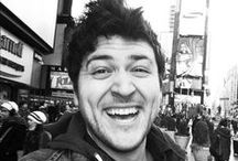 Eat a Slice. / This is my board to show everyone my love of Olan Rogers. And to also pass out awareness that if you are having any problems in your life, you should just listen to this man and eat a slice at Chuck Cheese. / by JesusChick