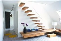 Underfoot: floors and stairs