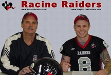 2013 New Recruit Signings / Meet the new faces for the 2013 Racine Raiders.