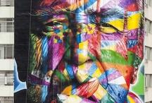 kunst op straat/street art