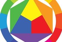 kleur/color/kleur tegen kleur contrast