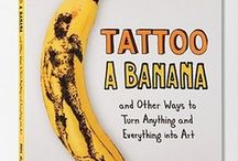 info: tattoo a banana