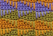 Crochet Stitches / Expand your crocheting knowledge with these fantastic stitch tutorials and patterns. Learn slip stitch crochet, reverse single crochet, half treble crochet and single crochet decrease, along with the gorgeous crocodile stitch and hairpin lace.  / by Crochet Me