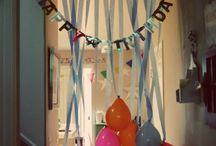 Birthdays / by Jessica Lee-Rami