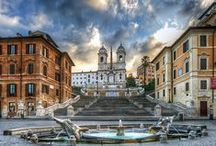 The best of Rome, Italy  / where we are