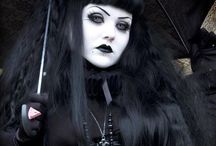 Goth/Steampunk / All things Goth and/or Steampunk. Fashion, jewelry, furniture, art, accessories and more.
