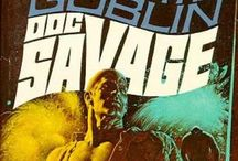 Doc Savage / ...is a fictional character originally published in American pulp magazines during the 1930s and 1940s.