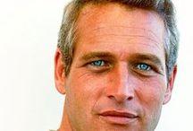 Legend Paul Newman⛦⛥⛤ / Legendary Paul Newman..  Iconic Silverscreen Fave! !