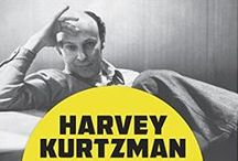 Harvey Kurtzman / ...is an American cartoonist and editor of comic books and magazines