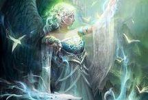 Digital Fantasia♥○•°♤♡• / All pics in digital fantasy...