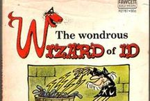 The Wizard of Id / ...is a daily newspaper comic strip created by American cartoonists Brant Parker and Johnny Hart.