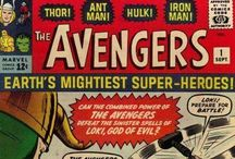 The Avengers / ...is a team of superheroes, appearing in Marvel Comics.