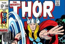 The Mighty Thor / ...is a fictional character, a superhero that appears in Marvel Comics.