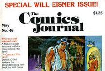 "The Comics Journal (TCJ) / ...often abbreviated TCJ, is an American magazine of news and criticism pertaining to comic books, comic strips and graphic novels and was relaunched as The New Nostalgia Journal with issue No. 27 (July 1976), and with issue No. 32 (January 1977), it became The Comics Journal (""a quality publication for the serious comics fan""). From issue No. 37 (December 1977) it adopted a magazine format."