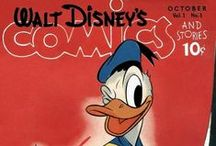 Comics and Stories / ...is a Walt Disney comic book series that includes an assortment of Disney characters, since 1940.