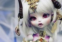 Bjd♡Treasures♥ / Gorgeous ball jointed dolls...A collectors paradise!