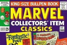 Marvel Collectors' Item Classics /  ...is a comic series published by Marvel Comics in the mid to late 1960s, first reprinting many of the earliest Marvel stories such as the Fantastic Four, Iron Man, Doctor Strange, and the Hulk, it ran 22 issues before becoming Marvel's Greatest Comics.