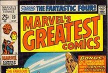 Marvel's Greatest Comics / ...is a comic series that continues from Marvel Collectors' Item Classics #22 and becoming solely devoted to the Fantastic Four