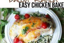 ChickenNumz❤°•●○☆■⊙ / Scrumptious yummyness chicken recipes. ...