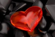 Heart of it all °•○●❤❤♡♡ / Heart shapes are all around us......❤