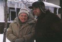 Grumpy Old Men~°•○ / My fave of all time...Walter Mathau and Jack Lemon....LEGENDS!!!!