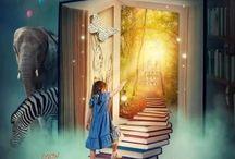 BookPortals♡ / Books books and more books