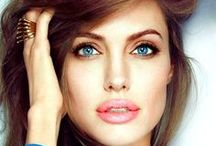 AngelinaGorgeous~☆•°●○•°♡ / Angelina Jolie..Gorgeous in every sense of the word!  A beautiful mother to all her children!  Brad Pitt's  wife/partner/best friend!