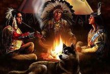 The Ancient One's ☨☾♌✴⚻☬☯ / ÷°•○●Native American People °•☆●○•°~