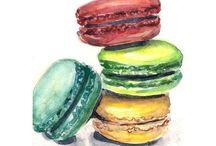 Mmm... macarons! - klas 3