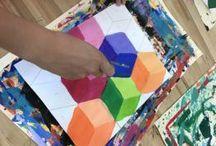 Kleur familie - klas 2