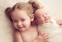 Cute kids and babies 1 / by Aurelie Lily
