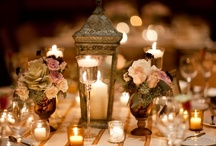 Candles and lights / by Aurelie Lily