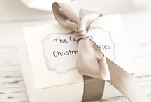Gift wrap & packaging / by Aurelie Lily