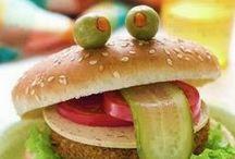 ~ Kids Meals, Snacks & Treats ~ / by Elaina Valentin~Prinzivalli