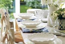 Beautiful Table Setting / by Aurelie Lily