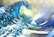 Water, Wave, Splash / by Sue Rhodes