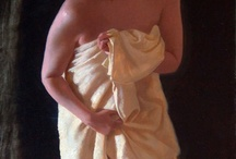 Study: Draping the Figure / by Sue Rhodes